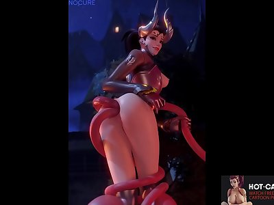 Overwatch compilation high quallity cartoon porn